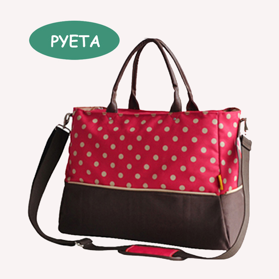 PYETA Diaper Bag Baby Baby Stuff Baby Bag For Mom Travel Stroller Bag Nappy Backpack Bolsa Maternidade ჩანთა ბავშვის მოვლისთვის