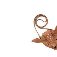 EnkeliBB, Детские аксессуары для девочек, милая сумка из искусственной кожи, милые аксессуары для маленьких девочек