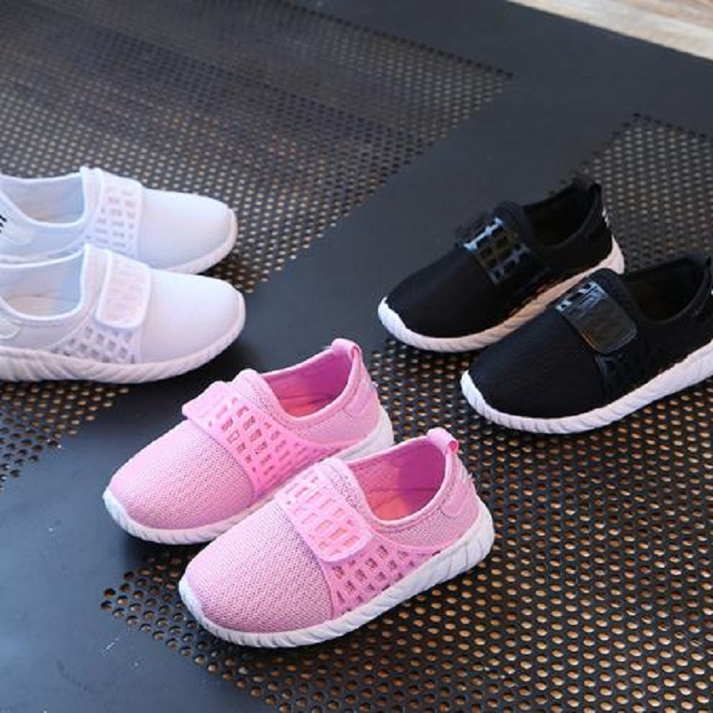 spring/summer baby girls shoes boy shoes 3-12 years old kids sport shoes children hole mesh breathe shoe boys sandals 1579