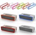 2016 Nova Moda Caso Capa Mole Para Bose Mini-soundlink Bluetooth Speaker Proteção De Sílica gel Saco de Viagem Caso Orador