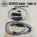 100% оригинальный новый ключ Octoplus активированный для Samsung Lite + 2 кабеля + адаптер для загрузки i9000