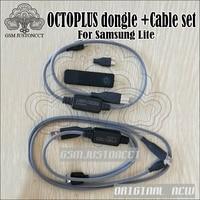 100% оригинал Новый OctoPlus ключ Активизированный для Samsung Lite + 2 кабеля + для i9000 скачать джиг адаптер