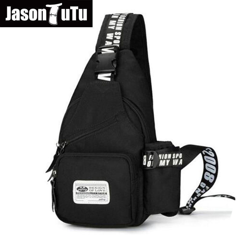 Men Function Cool Leisure Chest Bag Men Pack Oxford High Quality Brand Men Messenger bag Designer trave back Pack FB1229