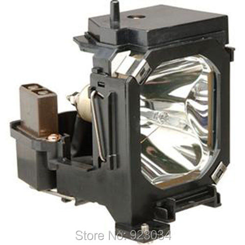 ELPLP12 lamp with housing for EMP-5600P EMP-7600P EMP-7700P Powerlite 7600P Powerlite 7700P elplp25 v13h010l25 for powerlite s1 emp s1 compatible bare lamp free shipping