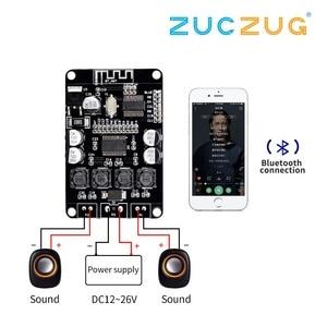 Image 1 - VHM 313 TPA3110 2X15W Bluetooth Audio Power Amplifier Board Voor Bluetooth Speaker