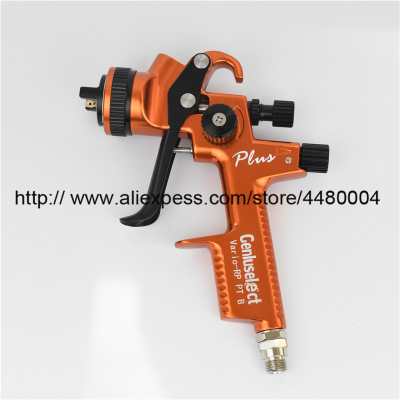 NEW PGK B PLUS professional Gravity spray gun car paint gun painted high efficiency RP 1