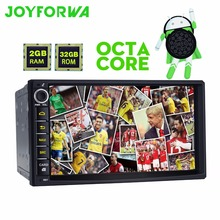 JOYFORWA Android 8.0 2 din car radio 7″ Octa Core HD display stereo for Nissan GPSWifi universal head unit for Sentra Qashqai