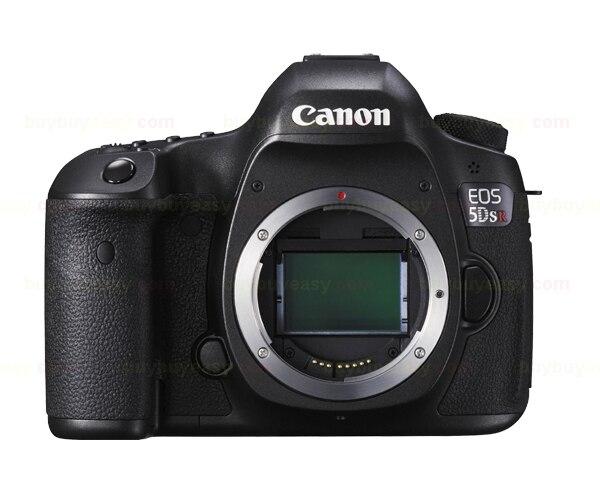 Nouveau Canon EOS 5DSR 5DS R appareil photo reflex numérique plein cadre 50.6MP corps seulement noir