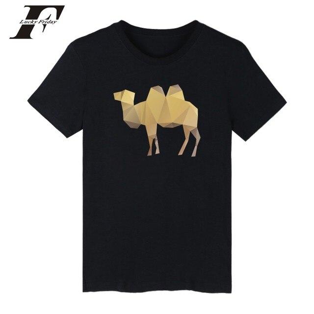 9a3633ef3e27 LUCKYFRIDAYF 2018 3d printed t-shirts Camel T Shirt Men women Summer Tee  Shirt Brand clothing Hip Hop Streetwear Funny