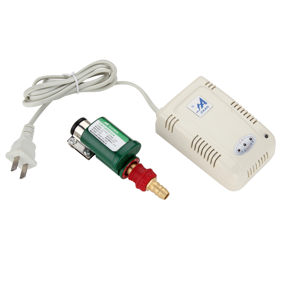 Здесь можно купить  Security Alarm Sensor JA 8301 Smart LPG Leak Detector Self Cut Off Gas Automatically Ball Valve Shut off Valve  Строительство и Недвижимость