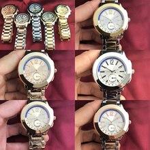 ROBOL Casais Das Mulheres Dos Homens de Aço Inoxidável Relógios de Quartzo relógio de Moda Presente Da Jóia Do Casamento de Luxo Requintado Charme Retro Cópia Original