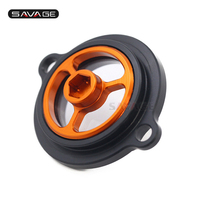 Engine Oil Filters Cover For KTM DUKE 125 200 390 RC 125 RC200 RC250 RC390 2015 2018 Motorcycle Accessories Clearness Cap Filter