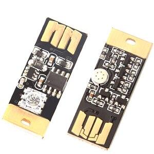 Image 5 - USB Led dekorative lampe ip neon lichter auto atmosphäre umgebungs lichter dj RGB fso in die auto stroboscopes für auto produkt für auto