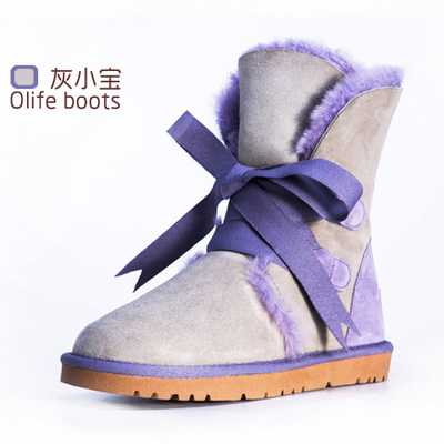 Women Winter Boots 34-40 Fashion Women Boots Zapatos Mujer Fur Snow Boots Women Ankle Boot Winter Shoes Warm Snow Shoes H5916