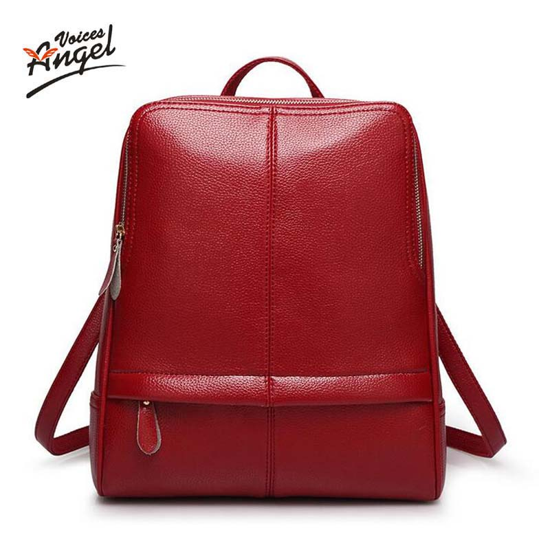 2017 Luxury Brand Summer <font><b>Real</b></font> Oil Wax Cowhide Backpacks Women Girl Female Genuine Leather Backpack <font><b>Real</b></font> Leather Woman Tote Bag
