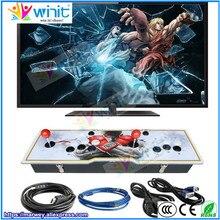 Pandora 5 mini arcade game station console 960 games KOF street fighter 2 players joystick HD