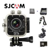 Free Shipping 32GB Original SJCAM M10 WiFi Full HD Sport Action Camera Extra 1pcs Battery Battery