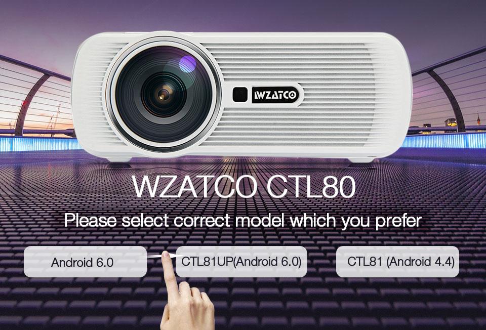 Wifi WZATCO スマートポータブルミニ 4 1