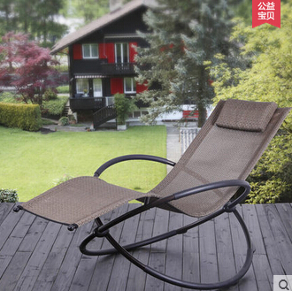 Rocking chair. Lie chair, leisure chair. The balcony folding chair. cd supra bb cd114ud