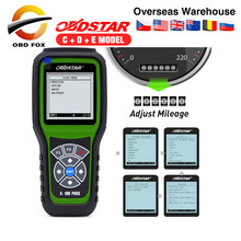 Strumento di correzione contachilometri OBDStar X100 pro aggiornamento online x-100 pro programmatore chiave automatico x100 pro immo con eeprom come regalo