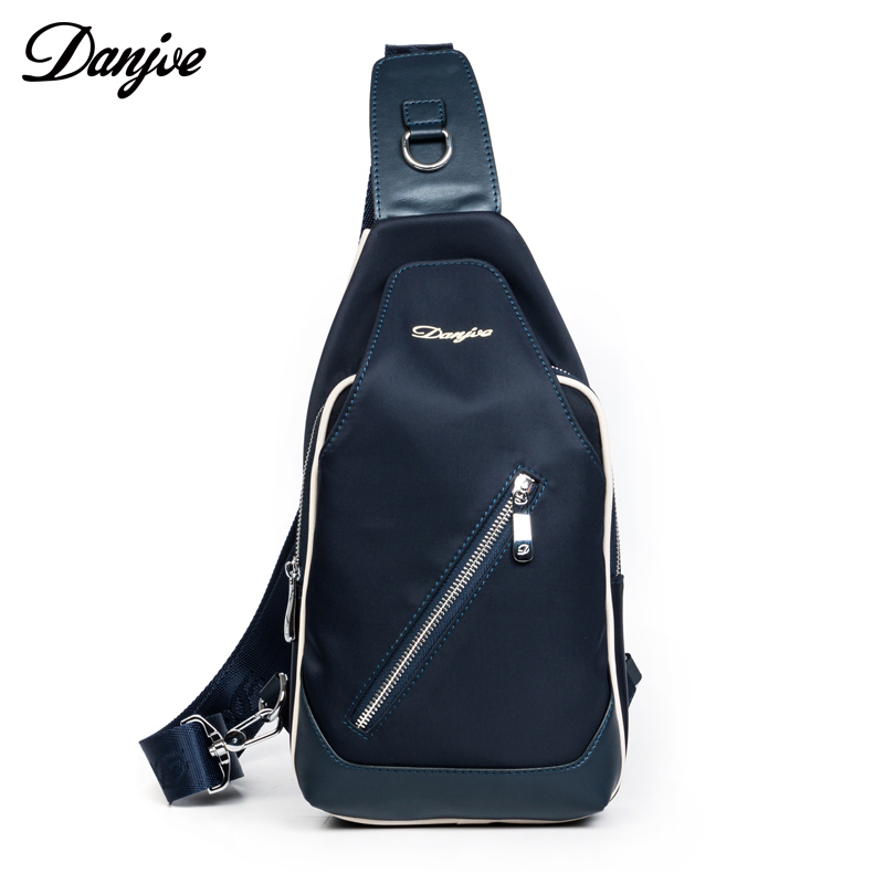 DANJUE New High quality Oxford Men Chest Bags brand Cross Body Bags Messenger Package bags for