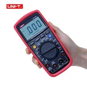 Image 2 - True RMS Digital Multimeter AC DC Voltage Current meter Ohm Capacitance Tester UNI T UT139A UT139B UT139C Auto/Manual range NCV