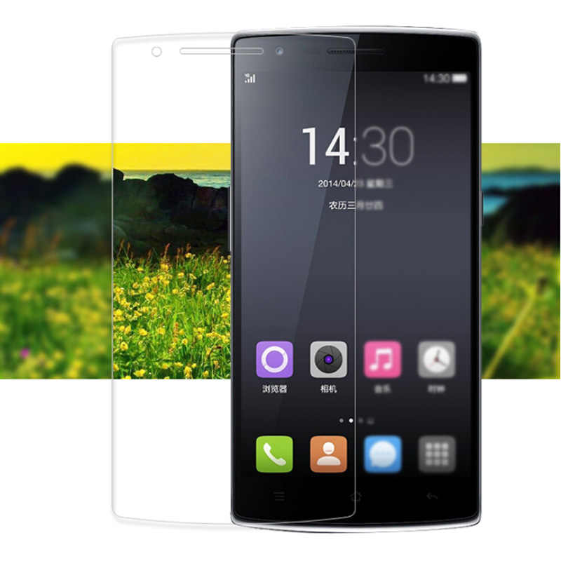 EKDME Tempered Glass for OnePlus 3 for Oneplus 2 X 1+1 5 One Plus Two 2 X A0001 A2001 Screen Protector Film