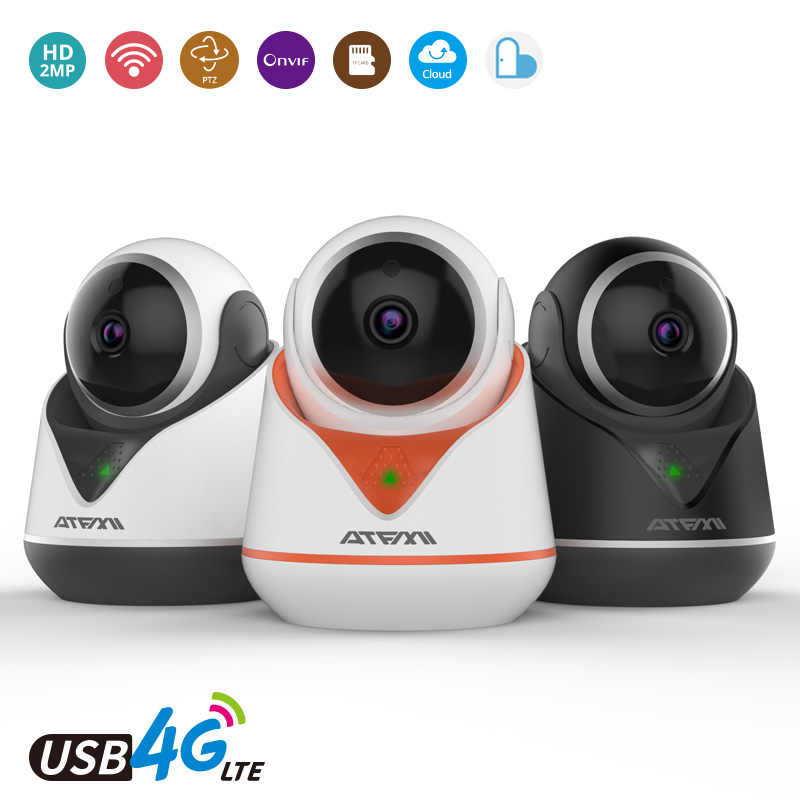 Home Wifi Camera 1080P CCTV Security Baby Monitor Usb 4G Cloud Onvif IP Camera Ptz Night Vision Wireless Mini 2mp Two Way Audio