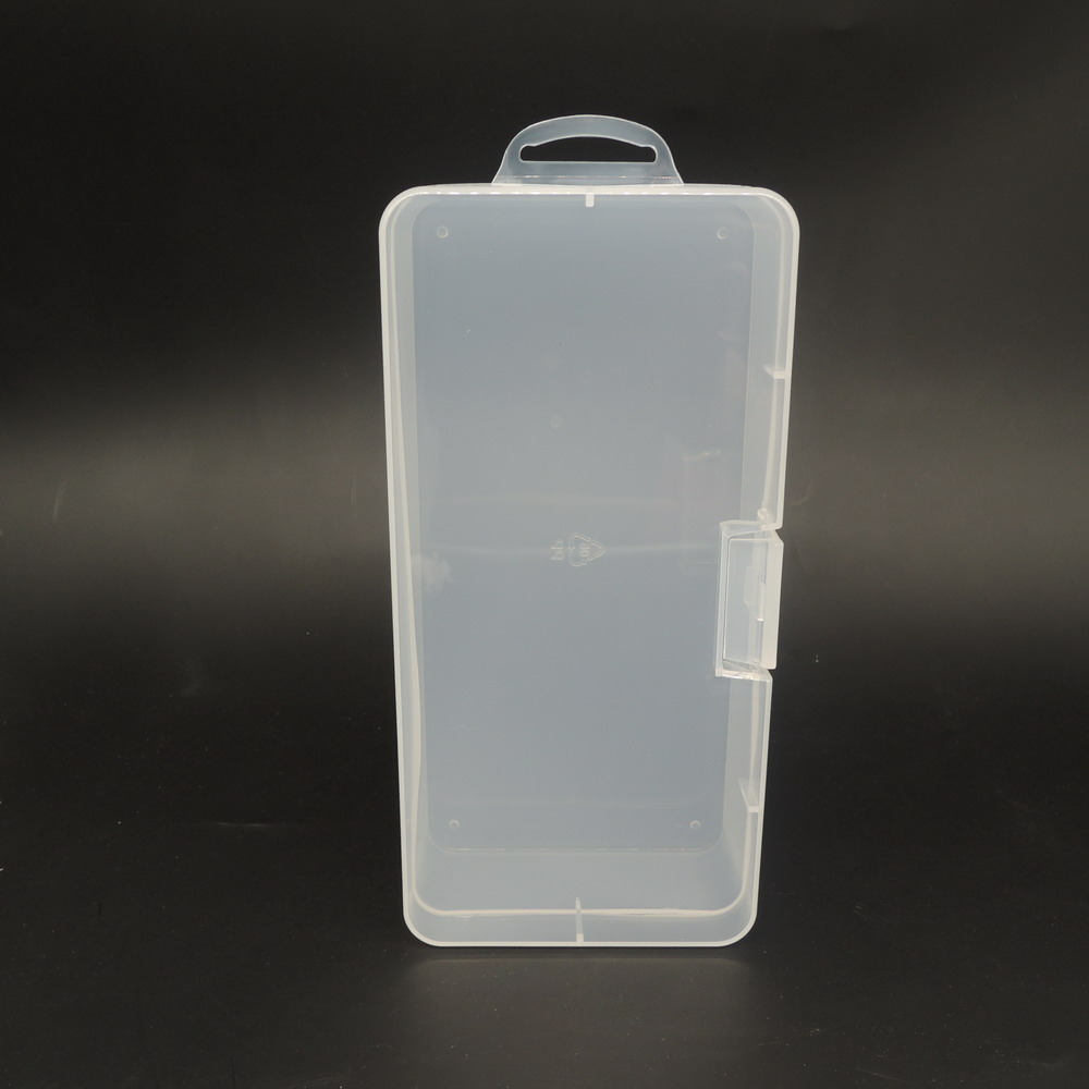 Recycled plastic storage boxes - Household Transparent Electronic Parts Plastic Container To Tools Box Smd Smt Screw Fish Component Storage Box