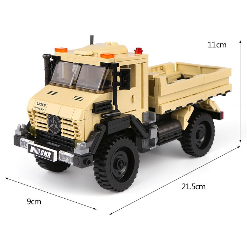 03026 XINGBAO The Car Series The Super Truck Model block Building Blocks Bricks Educational Toys Funny Kids Gifts Model 529pcs in Blocks from Toys Hobbies