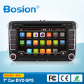 Android 4.4 Автомобильный DVD VW Gps-навигация Wi-Fi + Bluetooth + Радио Авторадио 2 Din Для Volkswagen GOLF 4 5 6 ПОЛО PASSAT JETTA TIGUAN