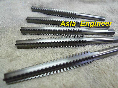 1Pc Trapezoidal Metric HSS Left hand Tap TR14 x 3mm Pitch trapezoidal metric hss left hand tap tr14 x 3mm pitch