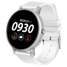 купить New smart watch S666 1.22 inch color screen heart rate blood pressure health sports monitoring IP67 waterproof smart bracelet дешево