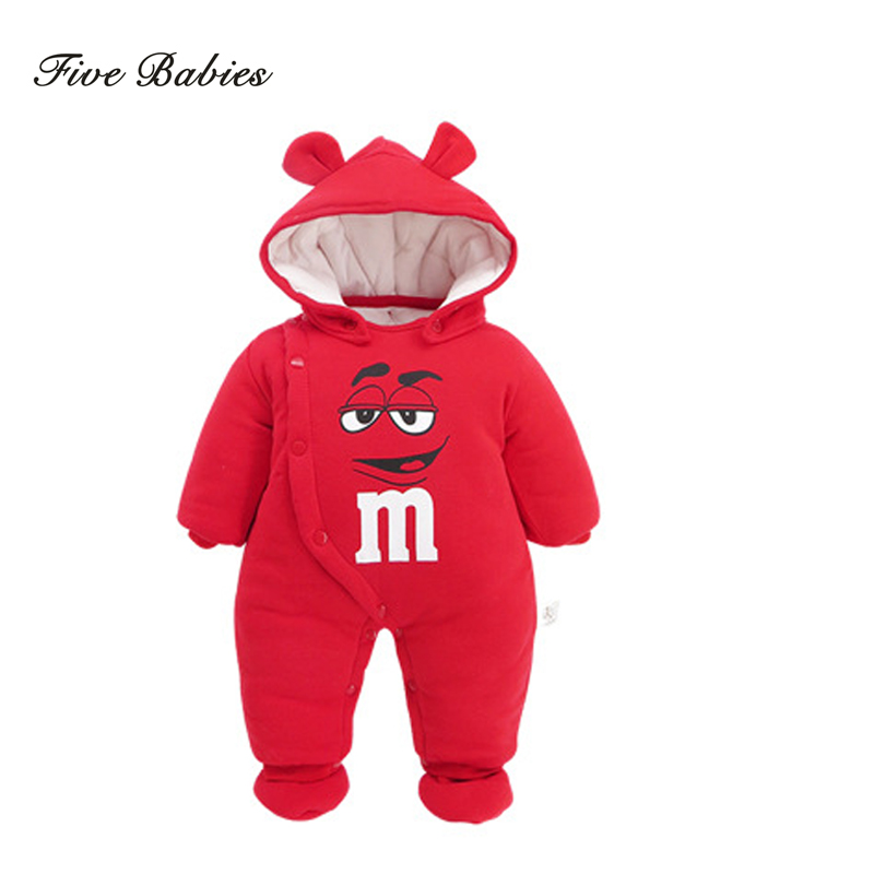Baby rompers hello kitty girls clothes new born baby Cartoon pajamas warm winter animal Pajamas roupas de bebe recem nascido YJY new 2017 autumn baby kids set velvet hello kitty cartoon t shirt hoodies pant twinset long sleeve velour children clothing sets