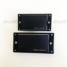Seymour Duncan  Passive Pickups Electric Guitar Humbucker Black Guitars Neck/bridge Pickup In Stock Free shipping цена 2017
