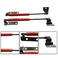 2PCS New Professional Front Hood Gas Shock Strut Damper Lift Support Car Accessories For TOYOTA Hilux