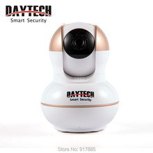 Daytech Security IP Camera 720P Wifi Mini Camera Wireless IP Night Vision CCTV Camera HD Video Smart Motion Detection DT-C103A