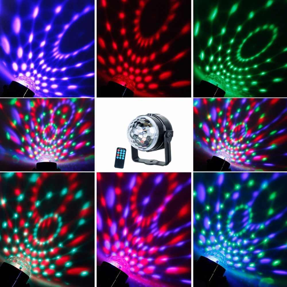 Foxanon сценическое rgb-освещение эффект лампы 3 Вт Кристалл Магия перемещение головы мяч лазерный проектор Рождество КТВ шоу Вечерние огни