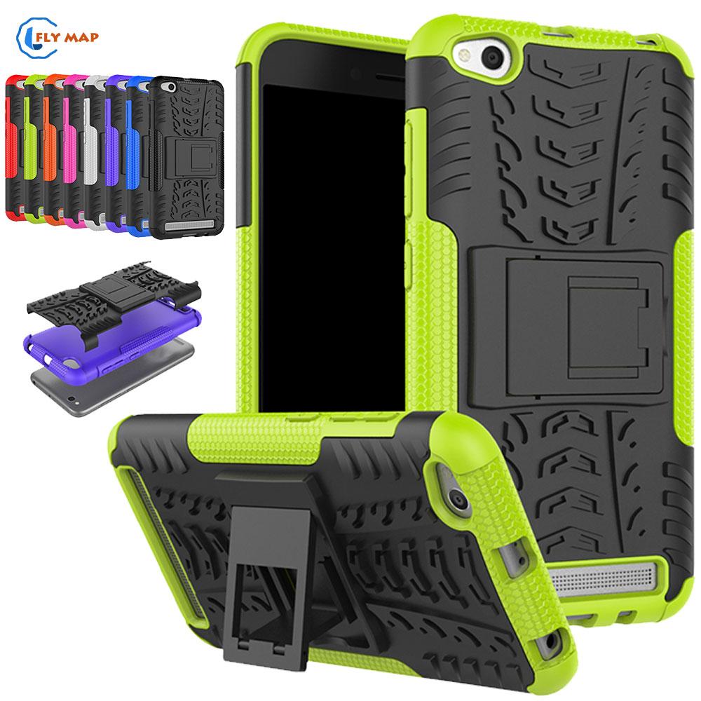 big sale c6515 d6b81 US $4.31 8% OFF|Coque For Xiaomi Redmi 5A A5 Redmi5A Plastic Silicone  Bracket Phone Case For Xiao Red mi A5 RedmiA5 Redmi5 A Protector Cover  Box-in ...