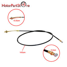 Rear Drum Brake Cable for 150cc Moped Scooters High Quality @25
