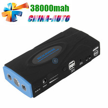 High power Enhanced Car Jump Starter 38000mAh Portable Dual USB 12V Diesel Version Emergency Car font