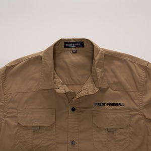 Image 3 - Fredd Marshall männer langarm shirts 2017 mode casual baumwolle hemd plus größe 3XL taste arbeit weiß hemd camisa masculina