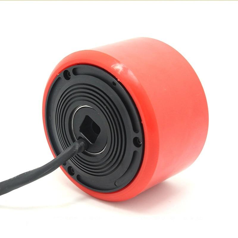 Roues de moteur électriques sans brosse de planche à roulettes de 75mm 83mm Kits roues de moteur électriques pour planche à roulettes Longboard e-skateboard - 4