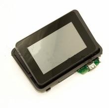 Freies shippping 90% neue original cz255-60102 laserjet ent m806/m651/m855/x555 bedienfeld color touchscreen