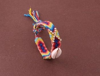 Bracelet Brésilien Coquillage