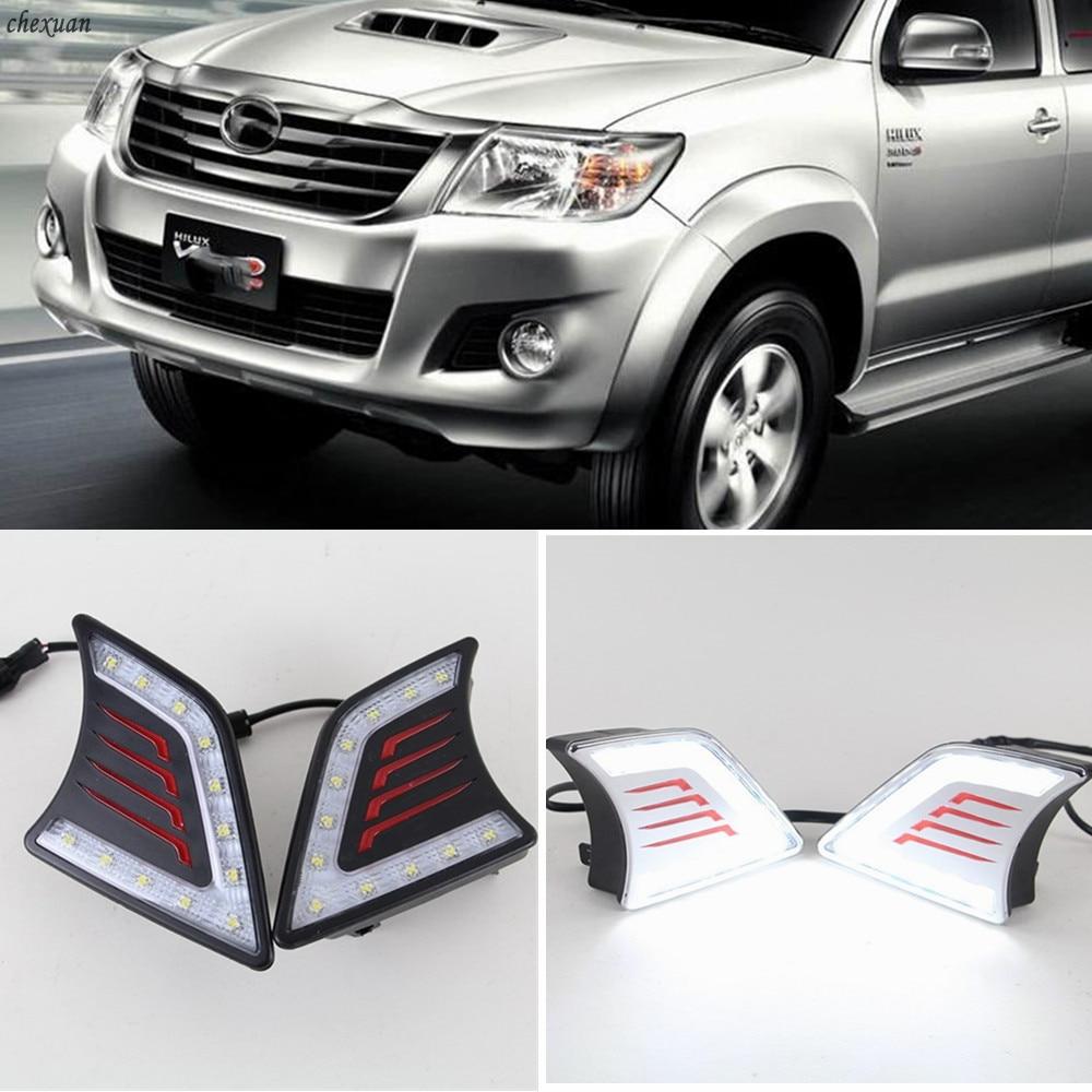 Interior Dome Light Roof White For Toyota Hilux Vigo Champ SR5 MK6 2005 2014