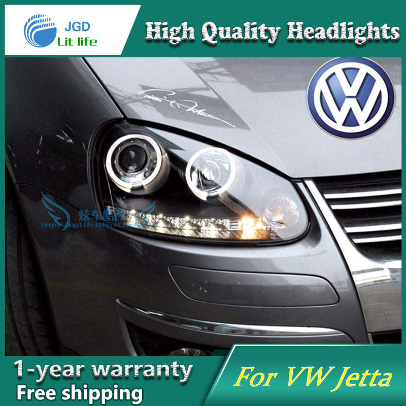 Auto Clud Style LED Head Lamp for VW Volkswagen Jetta led headlights 2006-2011 signal led drl hid Bi-Xenon Lens low beam auto clud style led head lamp for benz w163 ml320 ml280 ml350 ml430 led headlights signal led drl hid bi xenon lens low beam