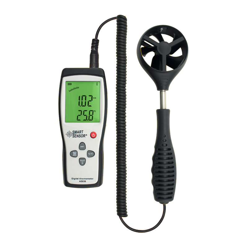 Wind Speed Meter : Aliexpress buy smart sensor as digital anemometer