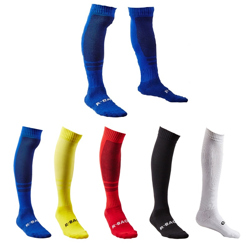 1 пара Для мужчин ноги Поддержка стрейч Магия Велоспорт сжатия Спортивные носки идущее Для мужчин футбольная команда обучение леггинсы носки