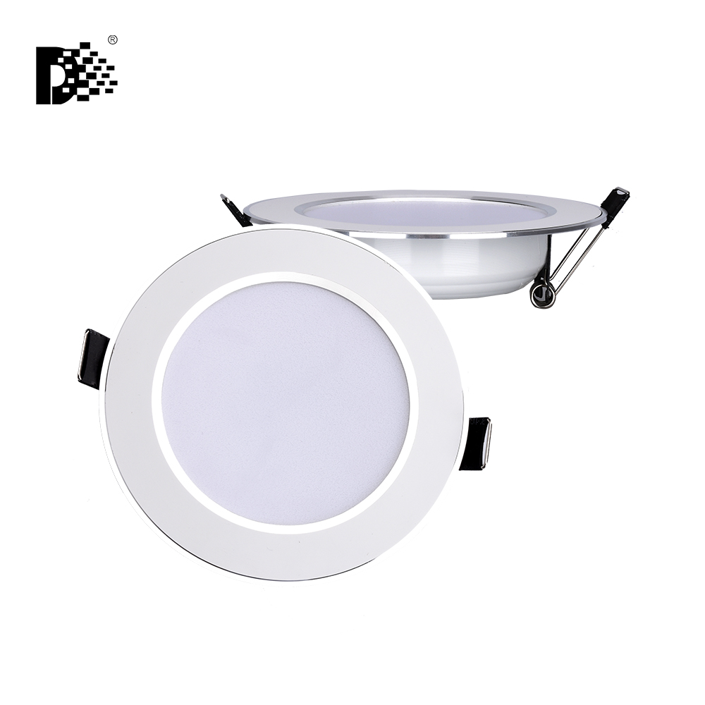 LED Downlight 3W 5W 7W 9W 12W 15W 18W Recessed Round LED Lamp Light 220V 230V 240V Indoor Lighting Warm White Cold White